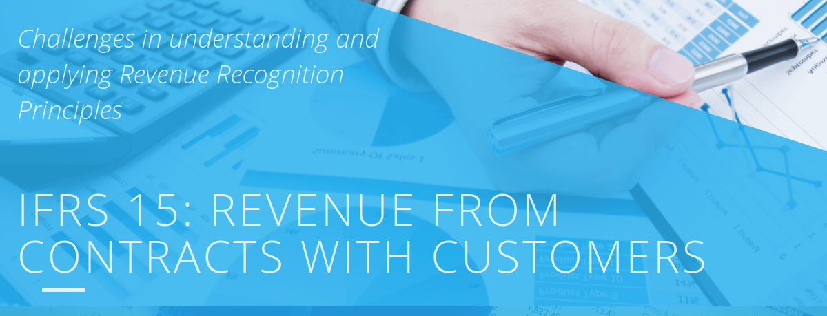 IFRS 15 _Revenue from contracts with customers